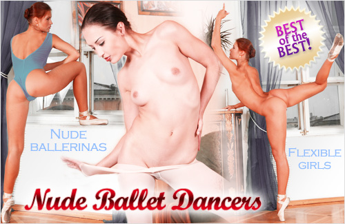 hot nude ballerinas