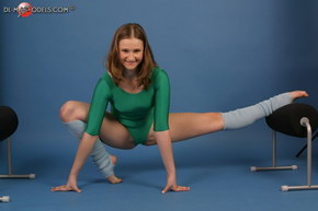 most flexible women