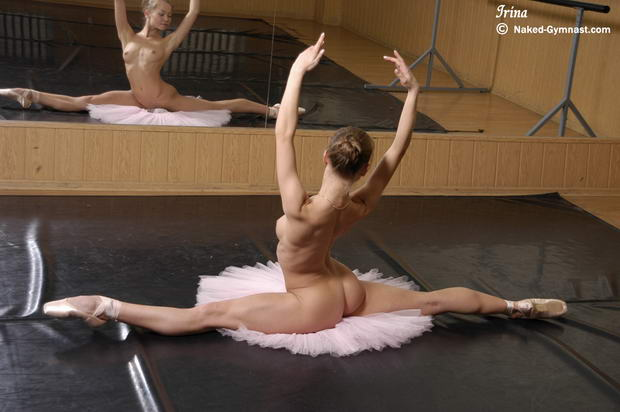 women erotic ballerina