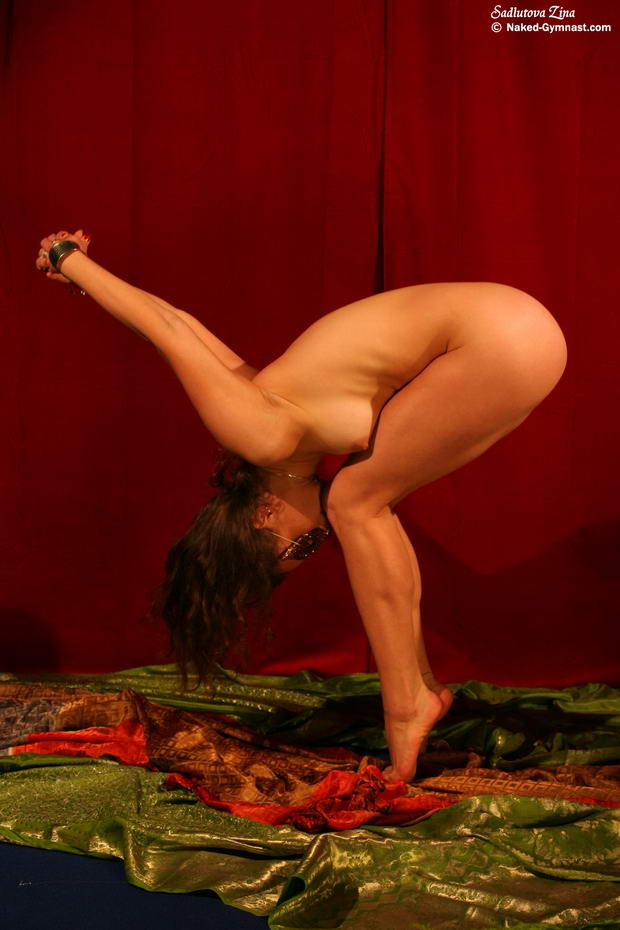 extreme flexible girls